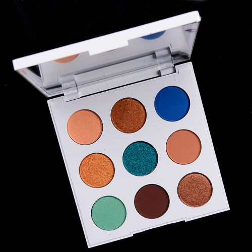 9 x ColourPop Mar Eyeshadow Palette Look Ideas