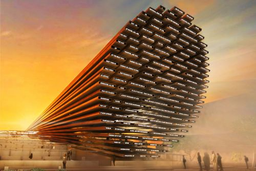 Es Devlin To Design UK Pavilion With AI-Generated Messages for Expo 2020