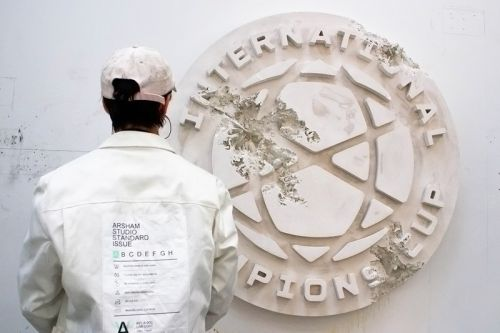 Daniel Arsham & International Champions Cup To Launch Special Collaboration