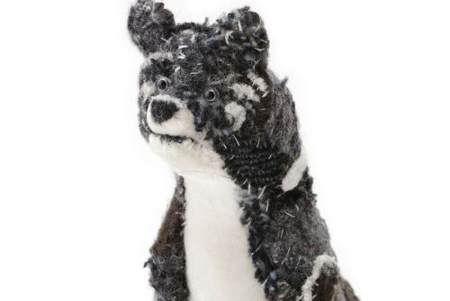 READYMADE Immortalizes Yohji Yamamoto's Beloved Dog as Patchwork Plush