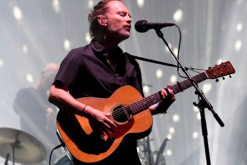 Thom Yorke Drops Four Rarities on Streaming Services