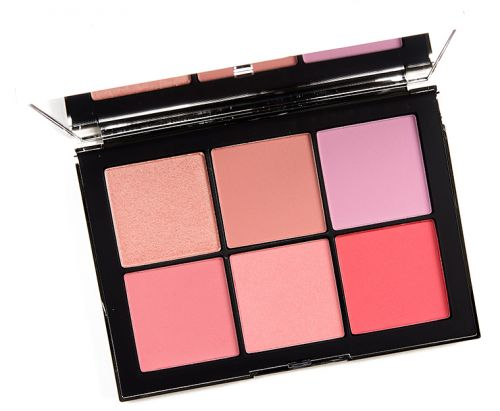 NARS Wanted Vol. I NARSissist Cheek Palette Review, Photos, Swatches