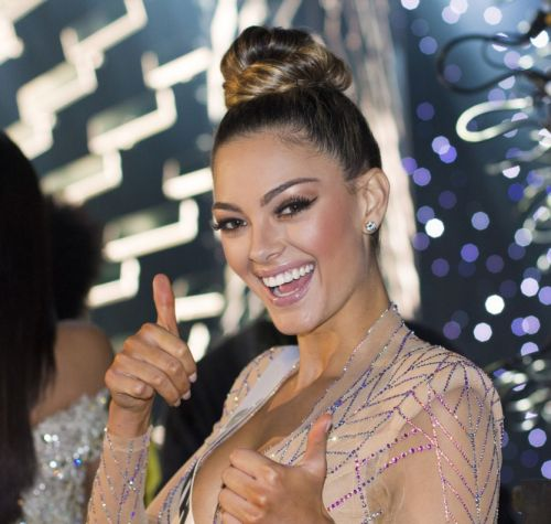 How to Get the Look: Miss Universe's Braided Top Knot by CHI