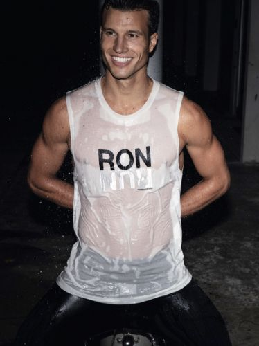 Torben König Rocks Ron Dorff in Fashion for Men