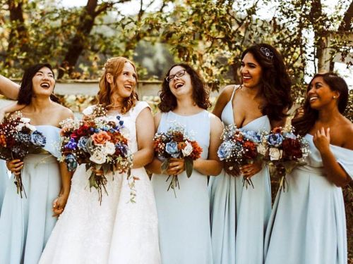 Bridesmaid Dresses for Every Kind of Wedding