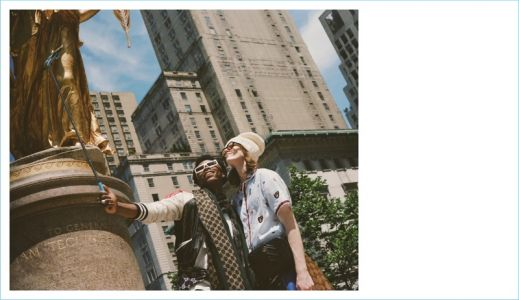 Barneys Showcases Gucci's Great Summer Tour