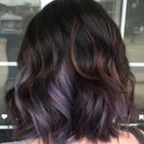 """""""Chocolate Lilac"""" Hair Is About to Be Everywhere This Year, and We Approve"""