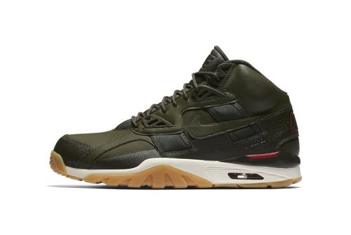 """Nike Unveils the Air Trainer SC High Winter in """"Cargo Khaki"""""""