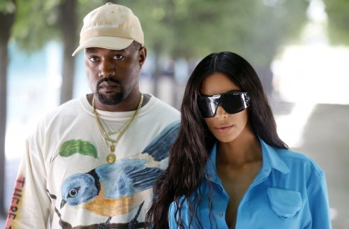 Kim Kardashian And Kanye West's $20M Dream Home Is In Danger Of Burning Down As Fire Reaches Property