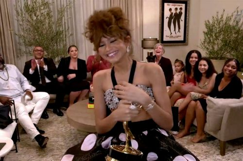Zendaya fans mistake the meaning of 'upset' after historic Emmys 2020 win