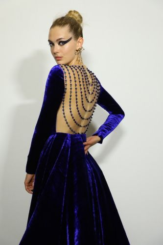 Georges Hobeika's Autumn Winter 2018-19 Couture Collection was