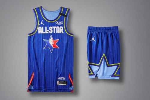 Jordan Brand Unveils NBA All-Star 2020 Uniforms Inspired by Chicago Transit