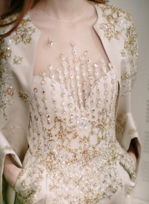 Drifting in a serene white with hints of gold BirthOfLight
