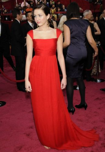 Here's What the Oscars Red Carpet Looked Like in 2008