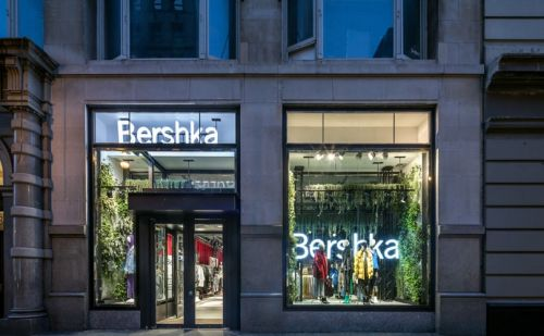 Bershka opens SoHo pop-up