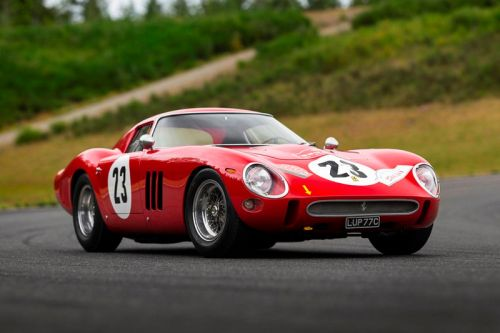 This Stunning 1962 Ferrari 250 GTO Carries a $45 Million USD Valuation