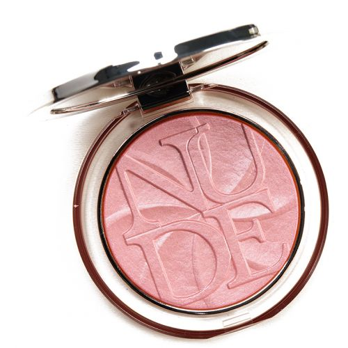 Dior Pink Delight (008) DiorSkin Nude Luminizer Review & Swatches