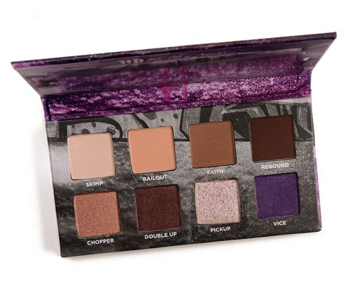 Urban Decay Bailout On the Run Mini Eyeshadow Palette Review & Swatches