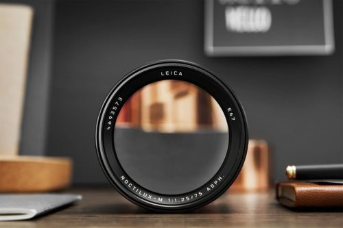 The New Leica Noctilux Can Be Yours for $12,500 USD