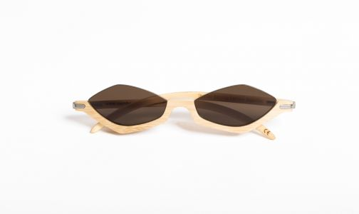 These Might Be the Coolest Sustainably-Made Sunglasses Whitney's Ever Found