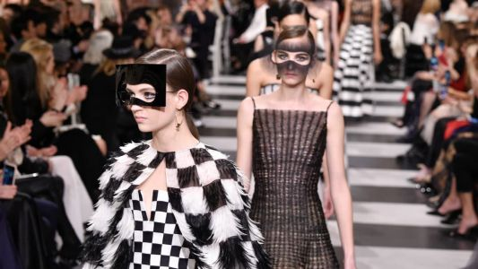 Watch the Dior Haute Couture Runway Show Live