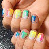"Over 50 Nail Art Ideas If Your Favourite Colour Is ""Neon Anything"""