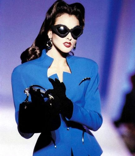 The Thierry Mugler Fan Account