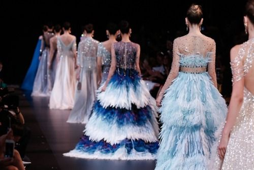 Countdown to the Upcoming GEORGES HOBEIKA Haute Couture Spring