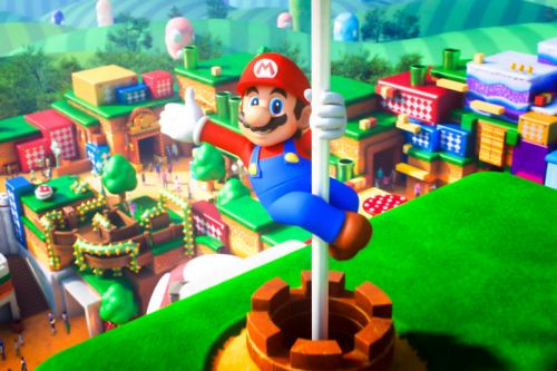 Nintendo May Be Developing Theme Parks and Enter into eSports