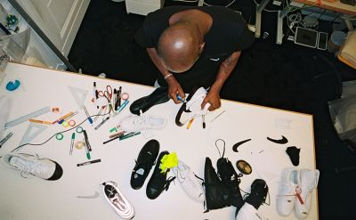 """In Pictures: Nike collaborates with Virgil Abloh for """"The Ten"""""""