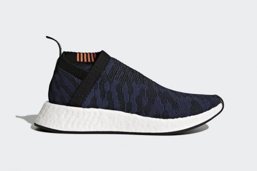 Adidas NMD CS2 Enters in Navy and Black