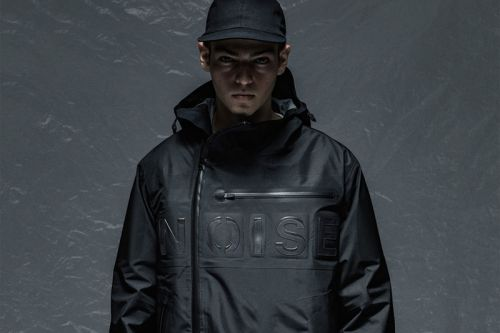 "A Closer Look at UNDERCOVER's ""NOISE"" Jacket"
