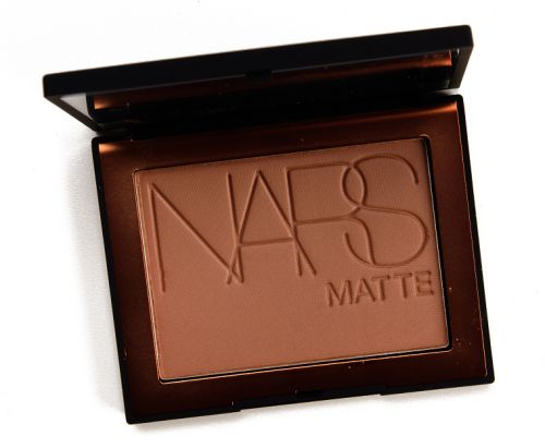 NARS Samoa Matte Bronzing Powder Review & Swatches