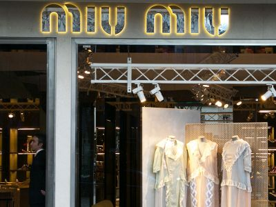 Miu Miu Pulls Clothes With Yellow Star Patches From Store Shelves