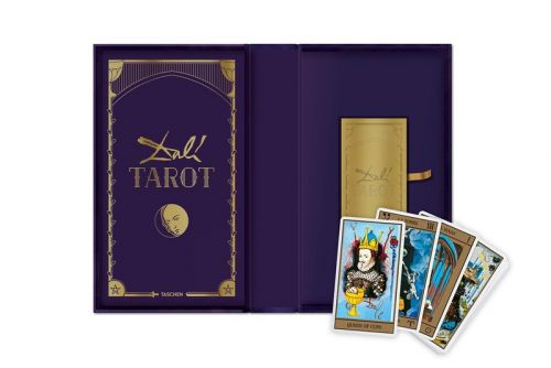 Taschen Releases Special Tarot Cards Designed by Salvador Dalí