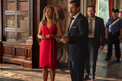 Adam Sandler's 'Murder Mystery' Breaks Netflix Viewing Record Despite Poor Reviews