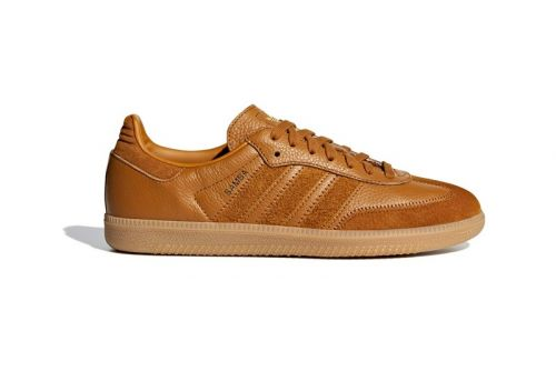 "Adidas Originals Decks Its Samba OG in Rich ""Craft Ochre"" Colorway"