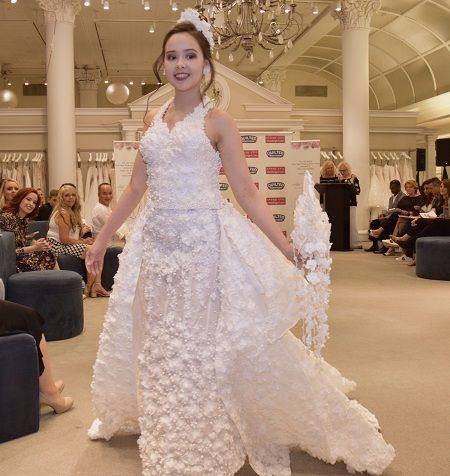 15th Annual Toilet Paper Wedding Dress Contest