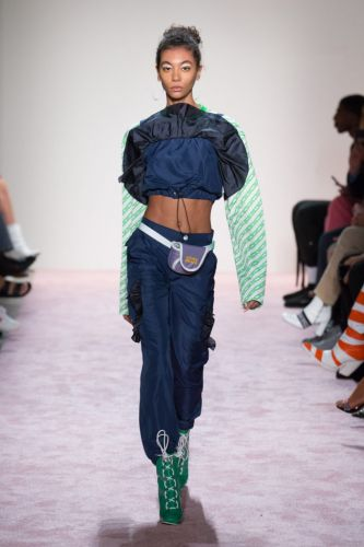 GCDS Spring 2018: New York Fashion Week