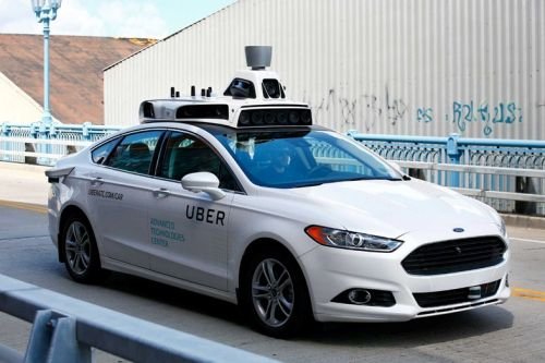 A self-driving Uber car has killed someone