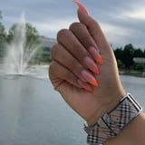 25 Neon Orange Nail Ideas to Add Zing to Your Next Summer Manicure