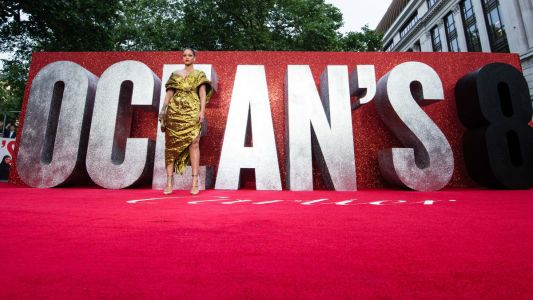 Six-Eighths of 'Ocean's 8' Showed Up for the Film's Fabulous U.K. Premiere