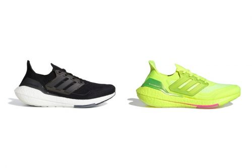 Adidas Dresses Its UltraBOOST 21 in Seven Fresh Color Schemes