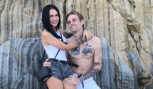 Aaron Carter And Girlfriend Lina Valentina Are Reportedly Expecting Their First Baby!