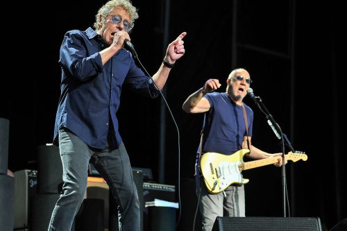 The Who announces first new album in 13 years, tour dates