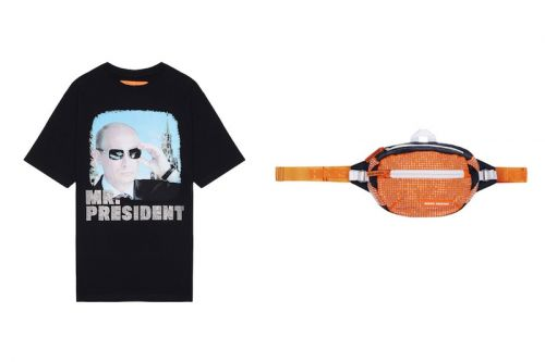 Heron Preston and KM20 Reveal a Capsule Collection for Tourists