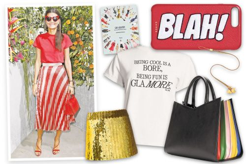 Style star Giovanna Battaglia Engelbert on her must-buys for fall