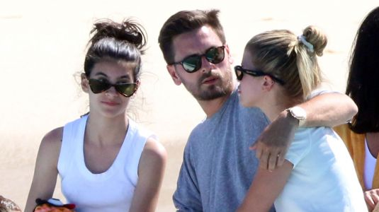 Scott Disick and Sofia Richie Get Cozy on a Yacht in Mexico - See Pics!