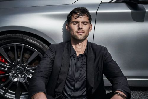 Max Jablonsky Lives in Luxury for Infiniti Campaign