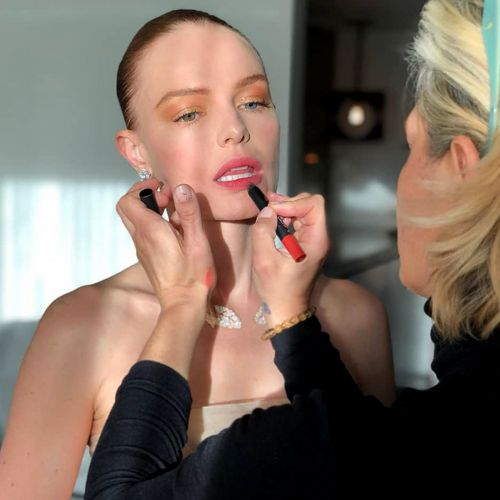 I Spent 2 Hours with Kate Bosworth's Makeup Artist-Here's Everything I Learned